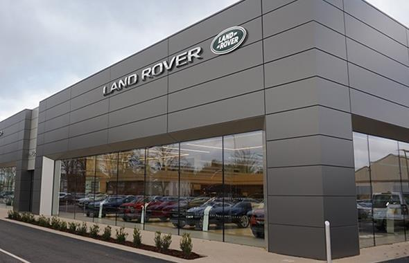 Jaguar Land Rover in Ipswich and Cambridge
