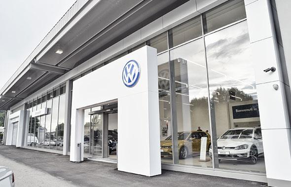 New project for Volkswagen Group Italy