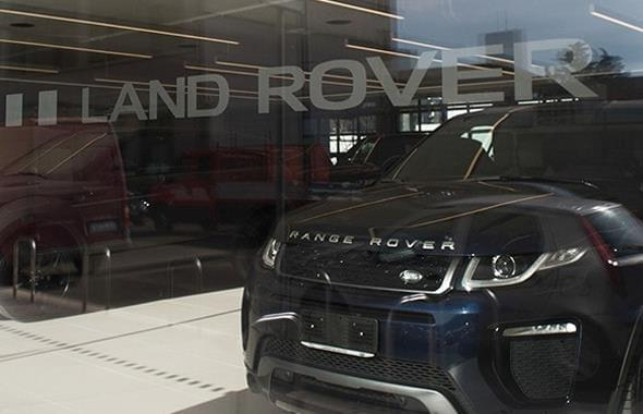 Training Center Jaguar Land Rover in Italy