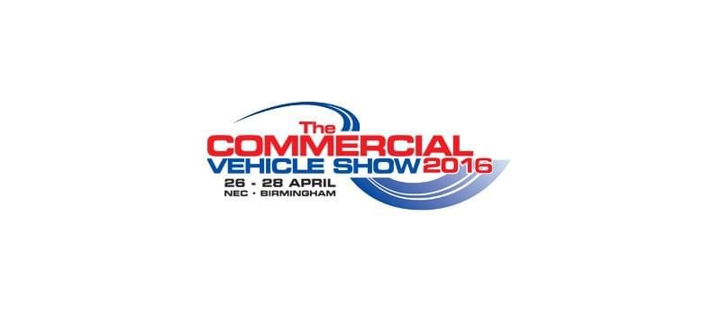 Commercial Vehicle Show di Birmingham 2016